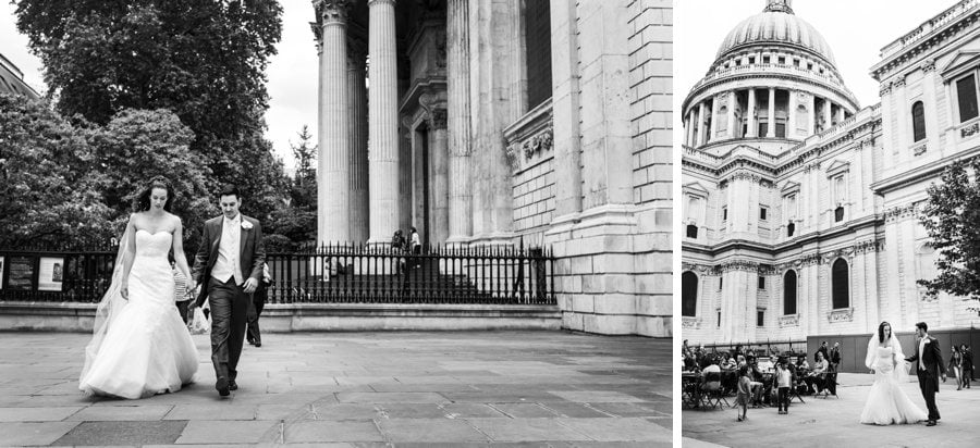 St Pauls Cathedral Wedding 040