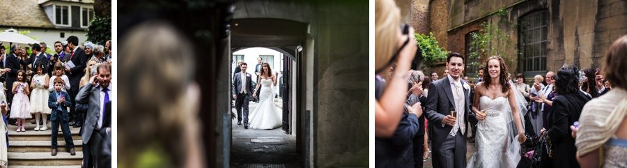 St Pauls Cathedral Wedding 042