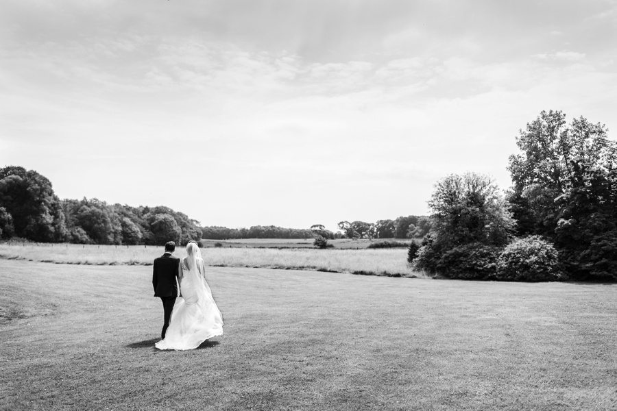 Hammet House Wedding – Liane & Gareth