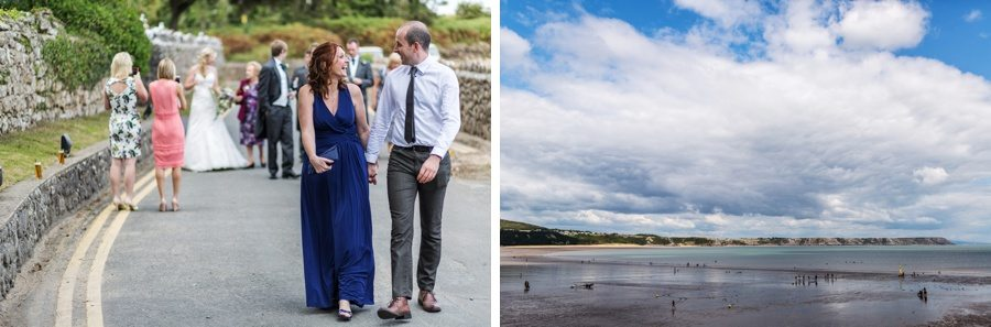 Oxwich Bay Wedding 0024