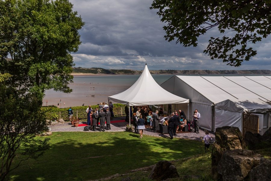Oxwich Bay Wedding 0025
