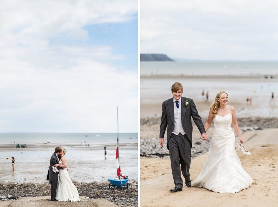 Oxwich Bay Wedding 0032