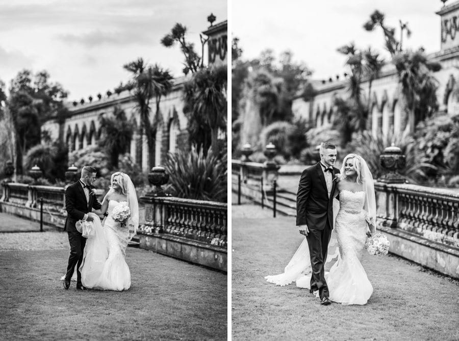 Margam Orangery Wedding 0038