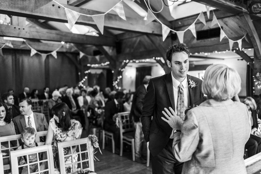 King Arthur Hotel wedding
