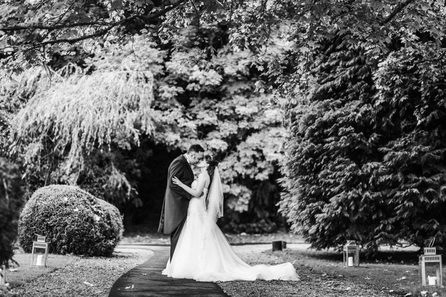 Wedding Photography at Pencoed House, South Wales – Claire & Philip