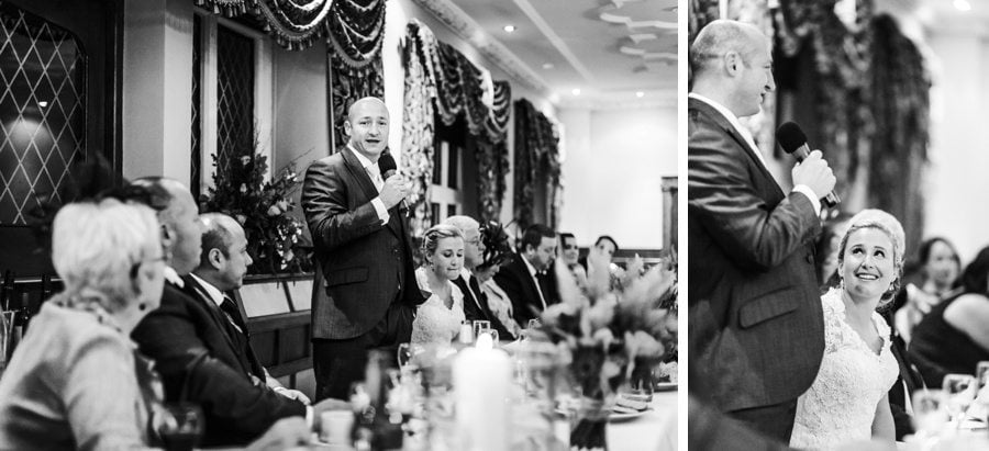 wedding speeches at miskin manor