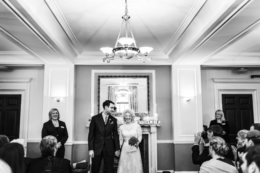 wedding ceremony llansantffraed court hotel monmouthshire south wales