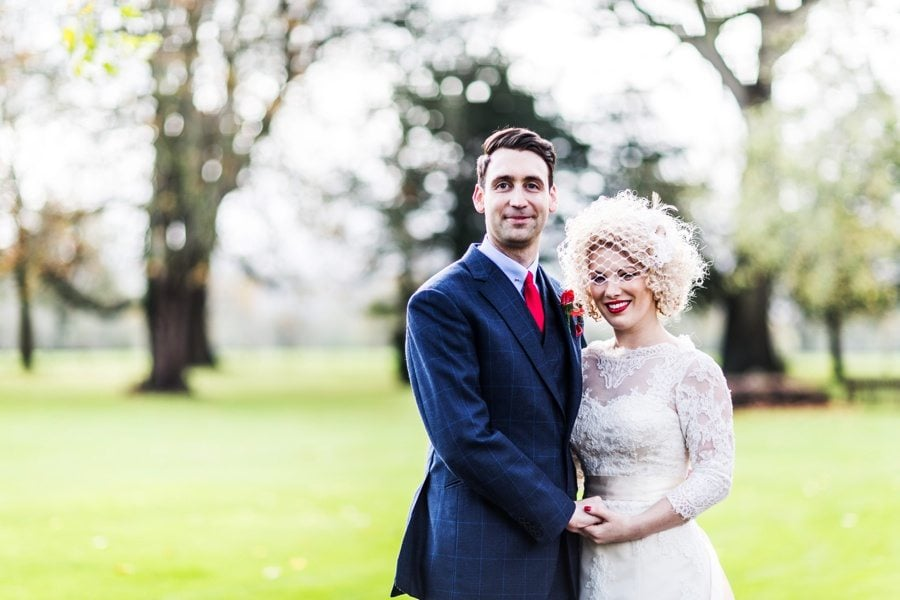bride and groom, wedding at llansantffraed court hotel monmouthshire south wales