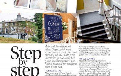 WM Magazine Wedding Photography Feature