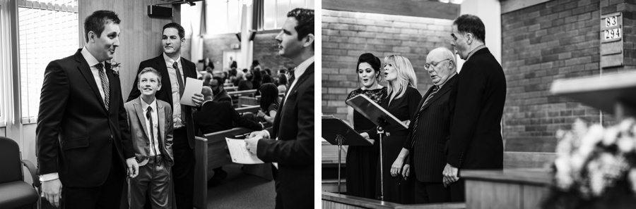 cardiff church wedding