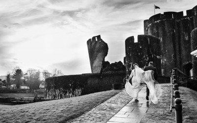 Caerphilly Castle Wedding – Rachel & Seth