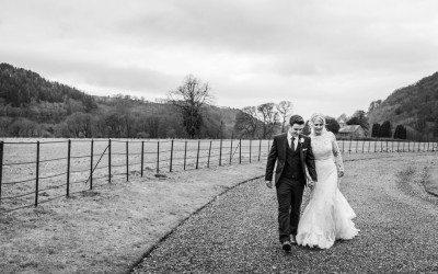 Nanteos Mansion Wedding, Wales – Megan & Shaun