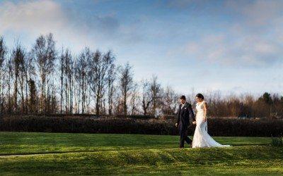 Barn at Brynich Wedding – Elena & Daniel