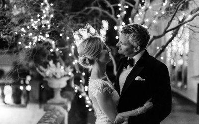 Holm House Wedding, Penarth – Anna & Mark