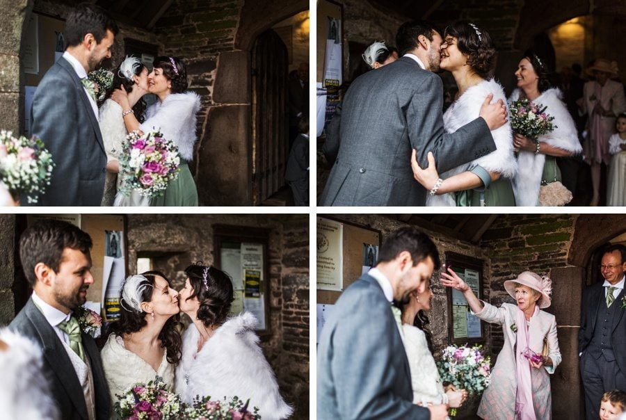 Wedding photography from Llanvihangel Court, Monmouthshire, Wales
