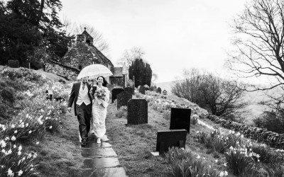 Llanvihangel Court Wedding – Penny & Thomas