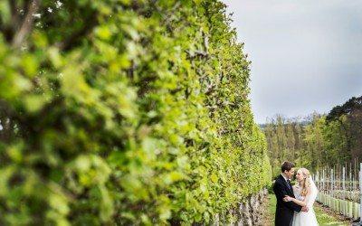 Llanerch Vineyard Wedding – Francesca & Maximilian