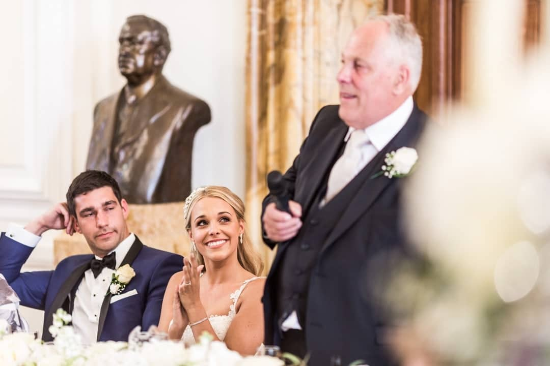 wedding in cardiff city hall