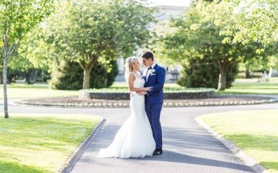Cardiff City Hall Wedding – Lowis & David