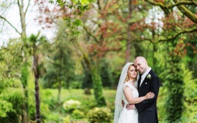 Miskin Manor Wedding – Anne & David