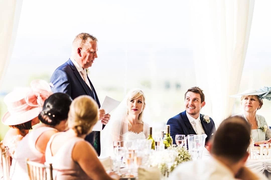 wedding speeches at ocean view windmill