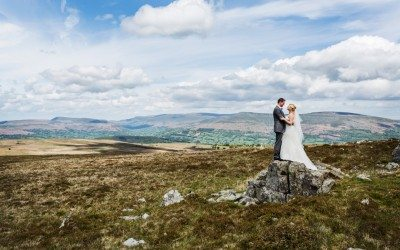 Porthmawr Country House Wedding in South Wales – Elizabeth & David