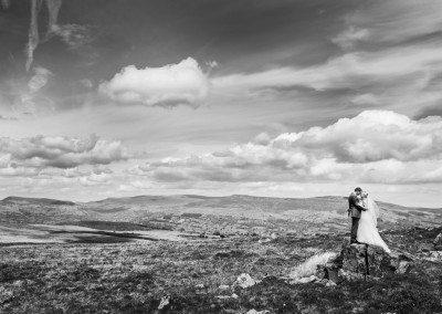 Porthmawr Country House Wedding in South Wales – Elizabeth & David