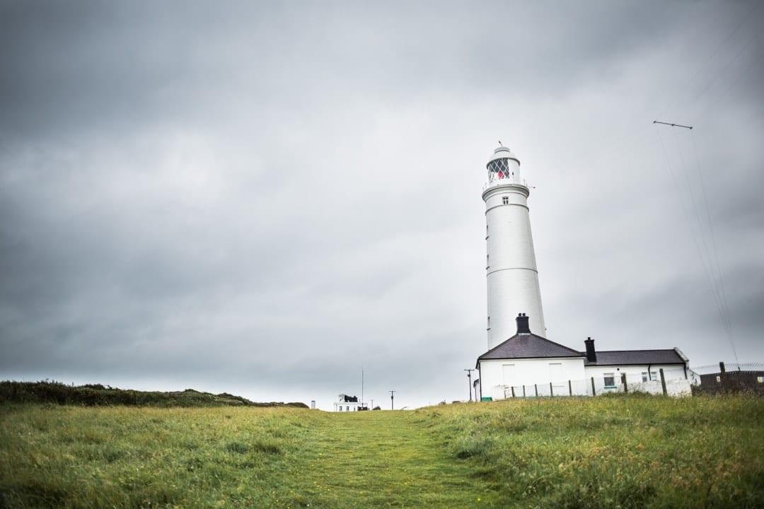 nash point light house