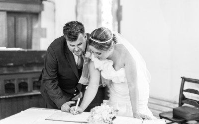 Wedding at Manor House Hotel in Penarth, South Wales – Claudia & Jacob
