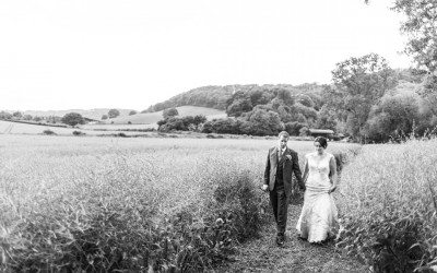 Parkfields Country House Wedding – Eleri & James
