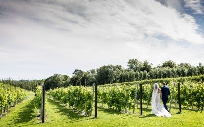 Llanerch Vineyard Wedding in South Wales – Kerah & Robert
