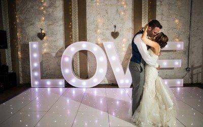 Rosedew Farm Wedding – Natasha & Ben