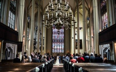 Great Tythe Barn Wedding – Abigail & Lewis