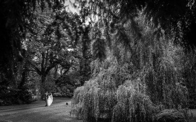 South Wales Wedding Photographer at Pencoed House – Emma & David