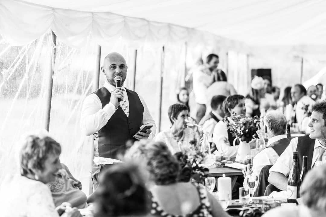 speeches at south wales wedding