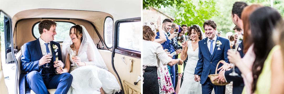 Meade Hall wedding