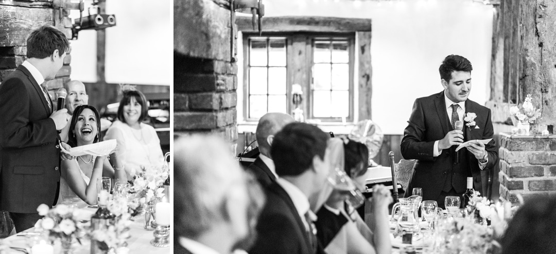 wedding speeches at meade hall