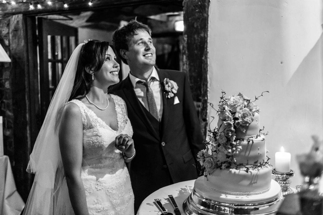 wedding reception at meade hall