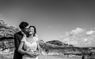 Wedding at National Waterfront Museum Swansea – Elinor & Gareth
