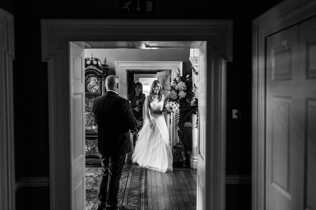 bride at peterstone court