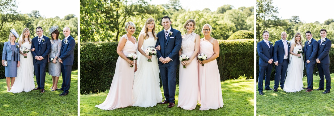 wedding at peterstone court