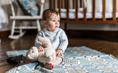 Baby Photography in South Wales – Sonny