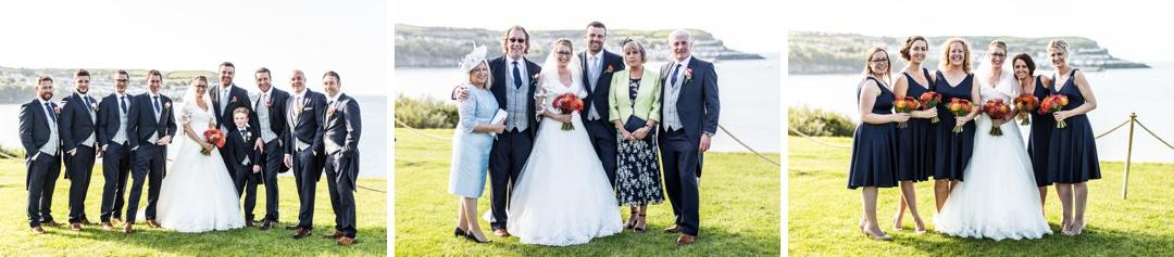 wedding guest New Quay, Ceredigion