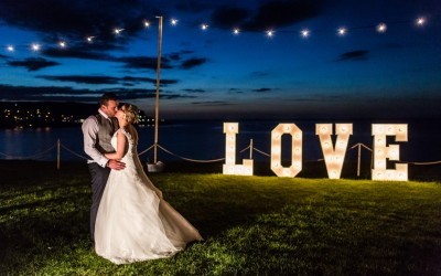 West Wales Wedding Photography – Sarah & Michael