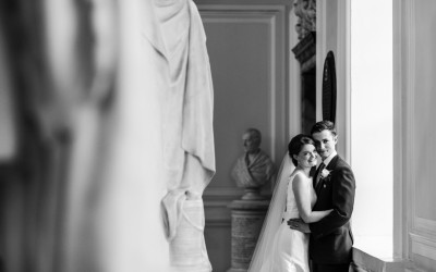 Cardiff City Hall Wedding – Claire & James