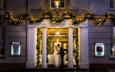 Abergavenny Angel Hotel Wedding – Claire & Ian