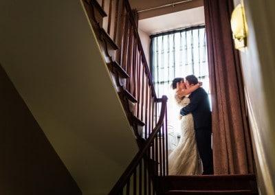 Winter Wedding at the Cawdor Hotel – Lowri & Adam