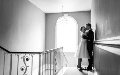 Hammet House Wedding – Sarah & Michael