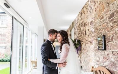 Winter Wedding at Hensol castle – Kathryn & Nicholas