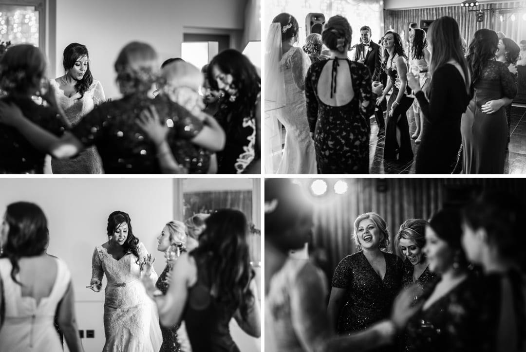 wedding at hensol castle